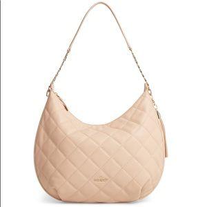 Shoulder Bag leather hobo Quilted KATE SPADE